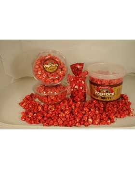 Strawberry Caramel Popcorn-8 oz.