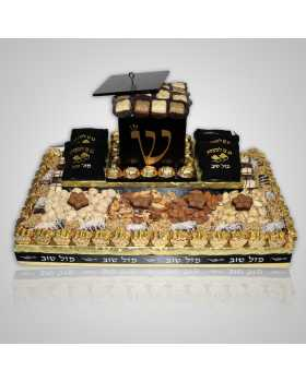 Large Tefillin Box - Bar Mitzvah Gift