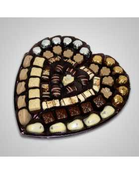 Heart Shape Chocolate Gift