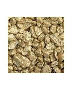 Gold Chocolate Rock Pebbles