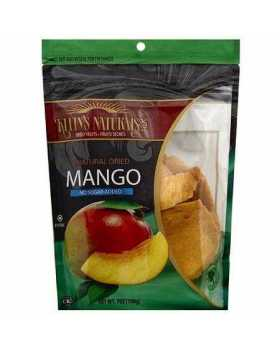 Klein's Naturals Natural Dried Mango (Pack of 6)