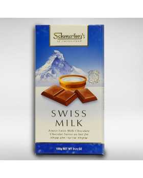 Schmerlings Swiss Milk Chocolate