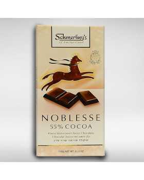 Schmerlings Swiss White Chocolate Finest Bittersweet