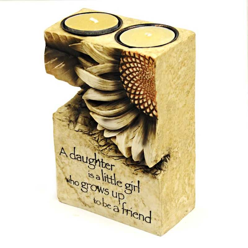 Stone Written Candles