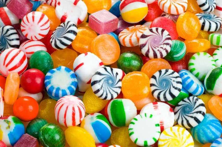 Passover Candy
